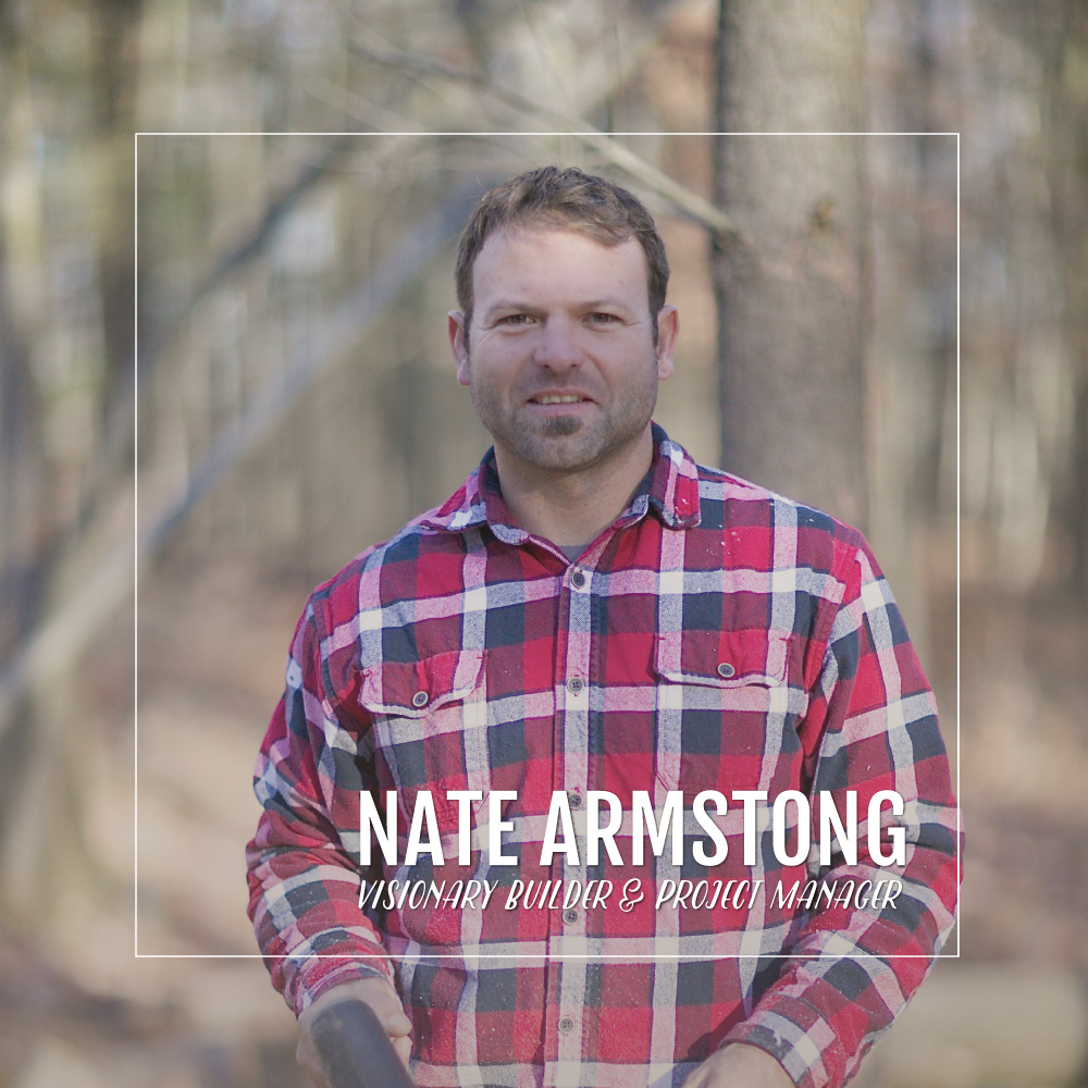 Builder Nate Armstrong